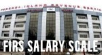 FIRS Salary Scale and Structure in Nigeria