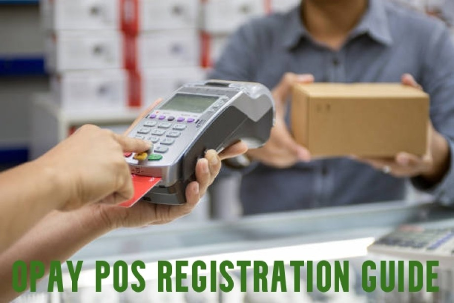 Opay POS Registration Guide