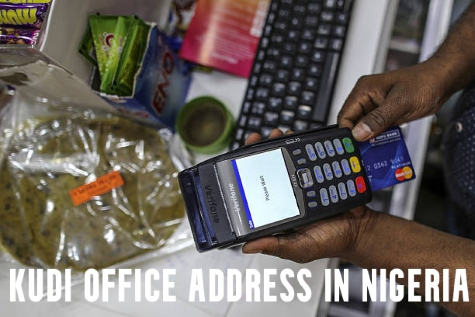 Kudi Office Address in Nigeria