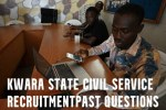 Kwara State Civil Service Recruitment Past Questions