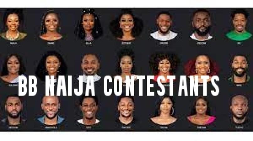 BB Naija Contestants