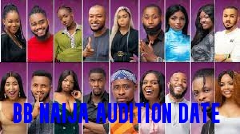 BB Naija Audition Date