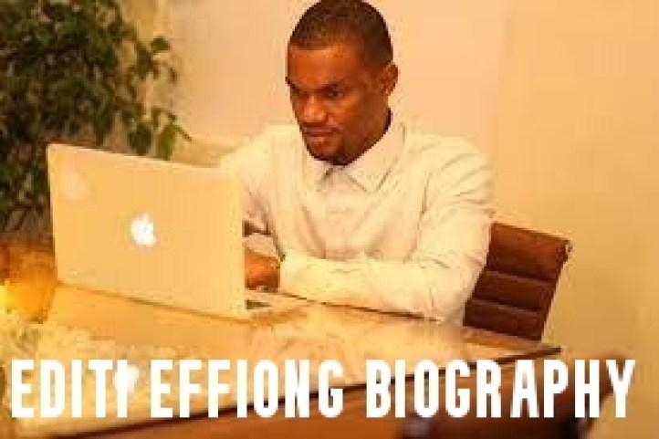 Editi Effiong Biography