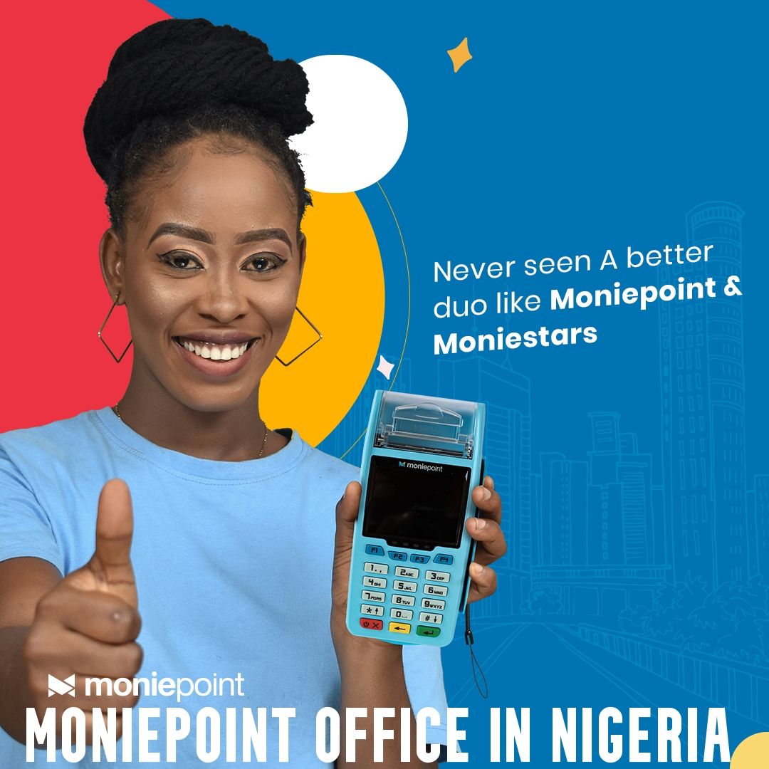 Moniepoint Office in Nigeria