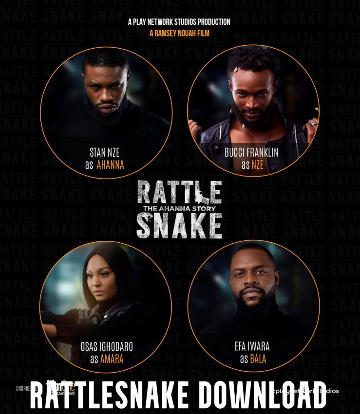 RattleSnake Download and Watch