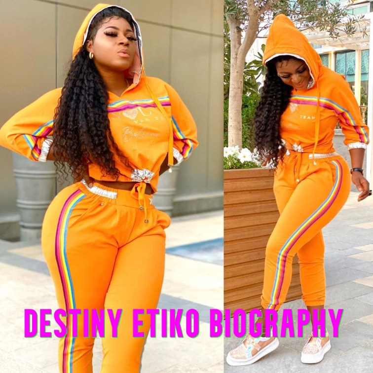 Destiny Etiko Biography