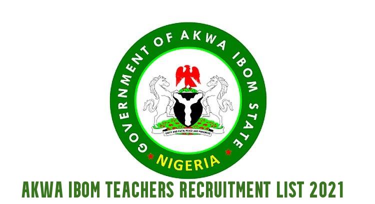 Akwa Ibom Teachers Recruitment List 2021