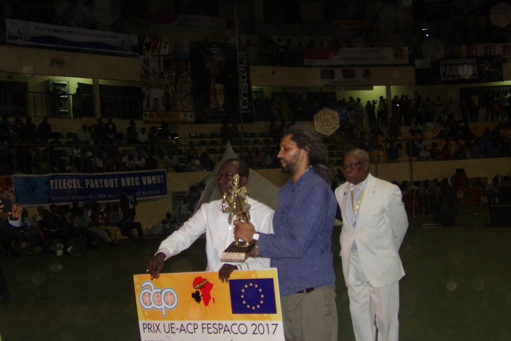 Fespaco: Gomis remporte l'Etalon d'or