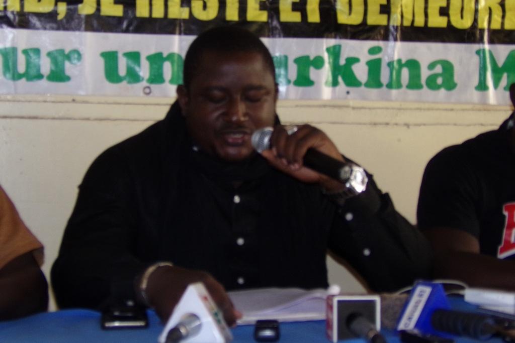 Terrorisme au Burkina Faso: L'ADP demande aux autorités actuelles de s'unir avec leurs anciens «camarades» pour relever le défi