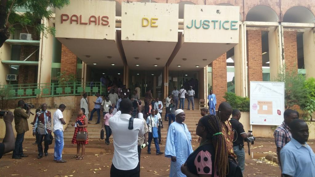 TGI/Ouaga: L'affaire Kouba s'invite en justice