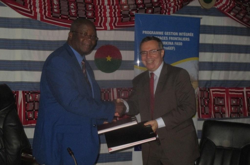 Programme d'urgence au Sahel: Le Burkina Faso bénéficie d'un appui de l'Allemagne et de l'UE à hauteur de 20 milliards FCFA