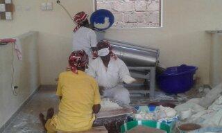 Production de l'attiéké au Burkina Faso :  une activité qui contribut à lutter contre le chômage