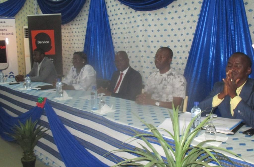 Promotion des mutuelles de santé: L'ONG ASMADE convole en juste noce avec Orange Burkina