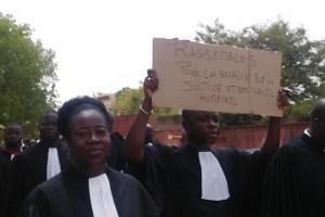 Crise judiciaire: 6089 personnes coincées dans l'étau