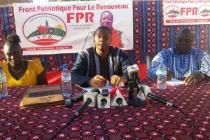 Politique: « nous avons besoin d'un gouvernement de combat » (A. Ouédraogo)