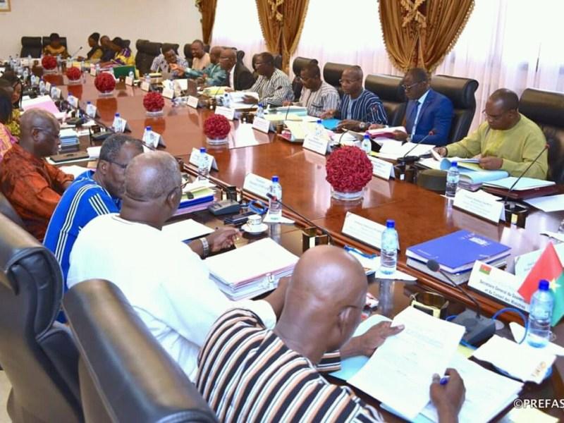 Compte rendu du conseil des ministres du 22 mai 2019