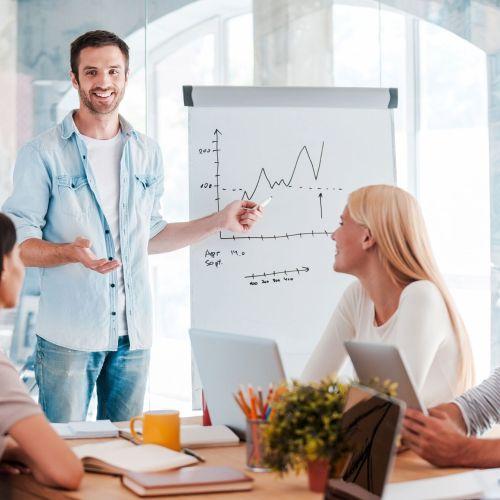 Recursos tecnológicos auxiliam no desenvolvimento e execução de projetos empresariais