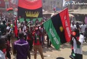 SAD: See what these guys did during the IPOB sit at home (VIDEO)