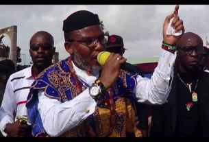 Mazi Nnamdi Kanu clears air on those ESN targets to fight and kill