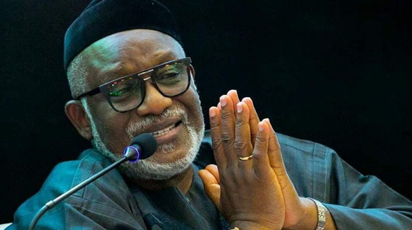 Ondo State Governor reveals what TB Joshua did for him when he was alive