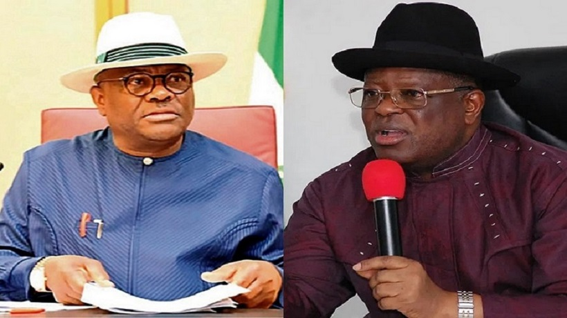 After praying that God gives Nigeria another President like Buhari in 2023, See what Umahi is facing now