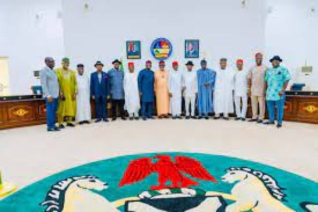 After Meeting in Asaba, Southern Governors Reveal Next Step to Take ▷  Nigeria news | Legit.ng