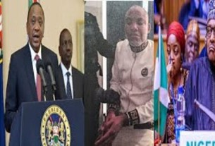 """""""We chained Nnamdi Kanu, tortured him and kept him on the floor for 6 days""""- Kenyan operatives reveals"""