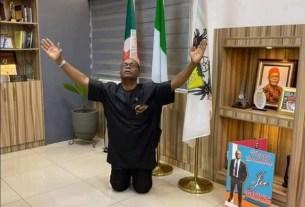 Joe Igbokwe give reasons for celebrating Nnamdi Kanu's arrest