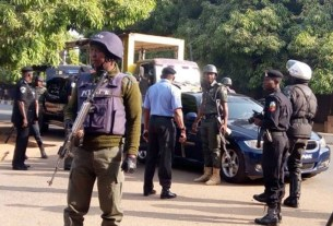 Heavy security in Abia as court hears Nnamdi Kanu's suit against FG