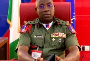 Army General killed in Abuja laid to rest