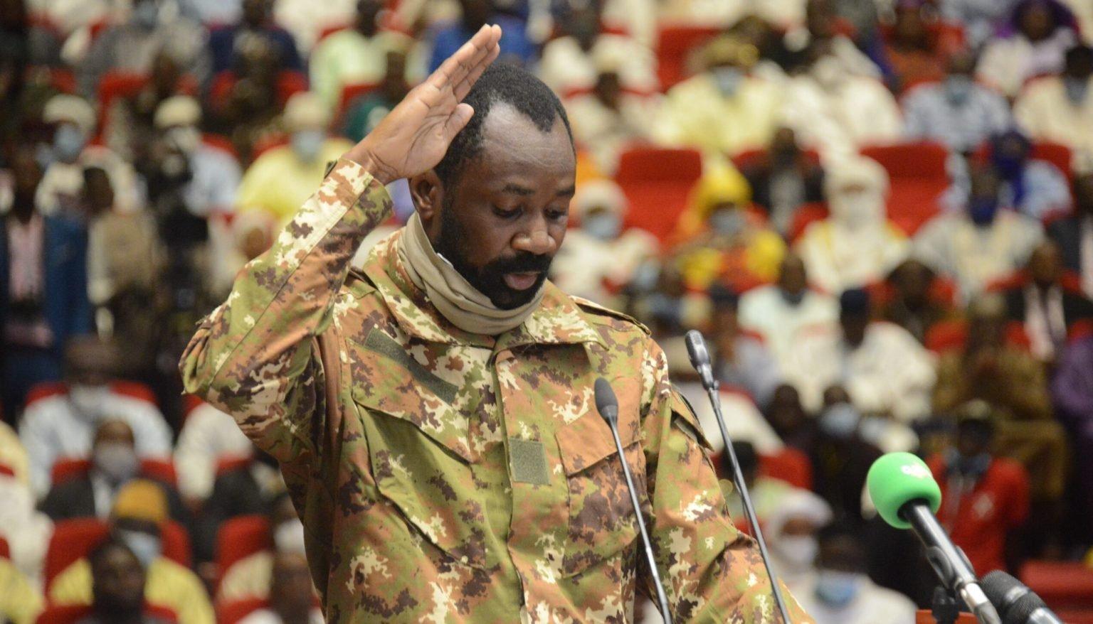 BREAKING: Mali interim President, Assimi Goita escapes assassination, full details
