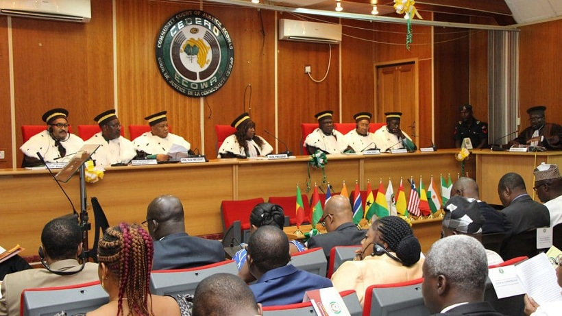 BREAKING: ECOWAS Court Fixes Date To Consolidate Suits Against FG on Twitter ban