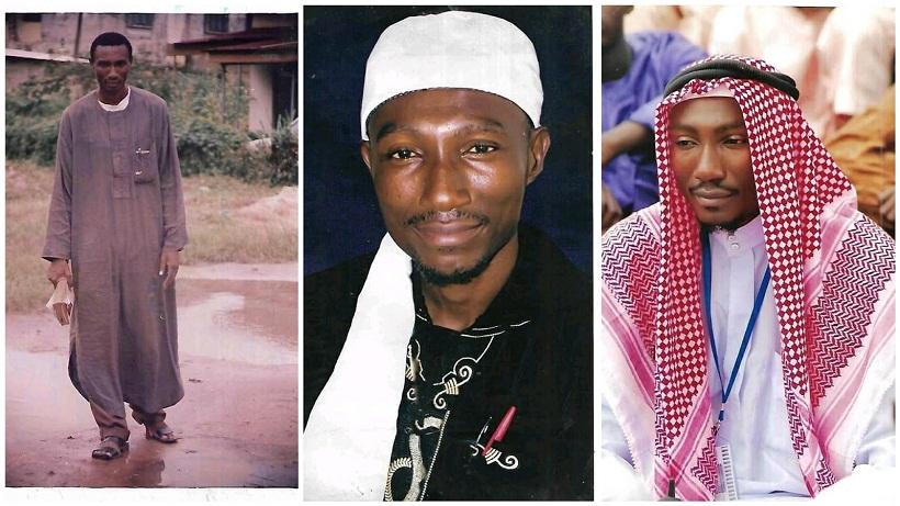 Muslims Leader, Ahmad Amadi Denounces Islam, Converts To Christianity (Photos)