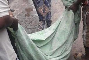 OMG! See how Police stray bullet killed a 14-year-old girl during Yoruba Nation protest