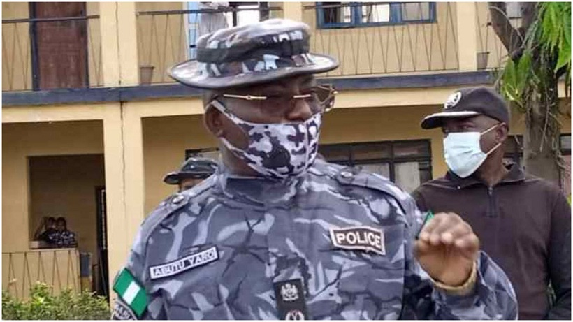 Police reacts as soldier kills lover, reveals their next step