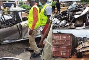 One killed, Other Injured In Otedola Road Accident