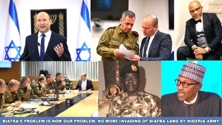 E DON HAPPEN!{Video} We have the right to defend biafra land now that the Sefer Torah has arrived