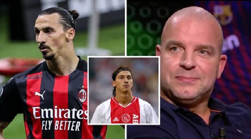 Reason why Zlatan Ibrahimovic slapped me – Van der Meyde