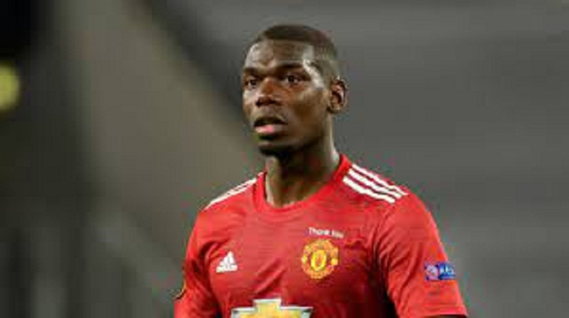 We don't want you here – PSG supporters warns Pogba