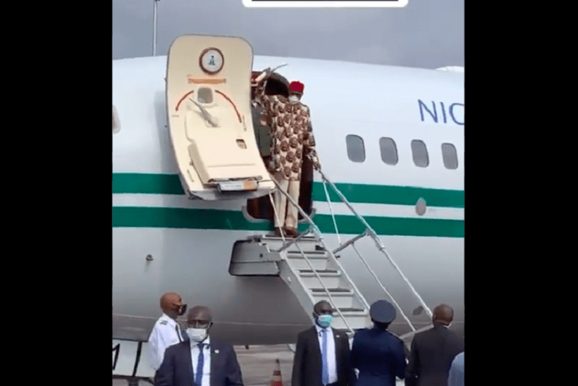 BREAKING: See what is happening right now as President Buhari arrives Imo Srate [Video]