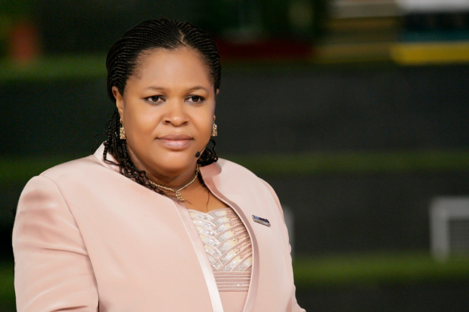 SCOAN names TB Joshua's wife, Evelyn as new leader - details