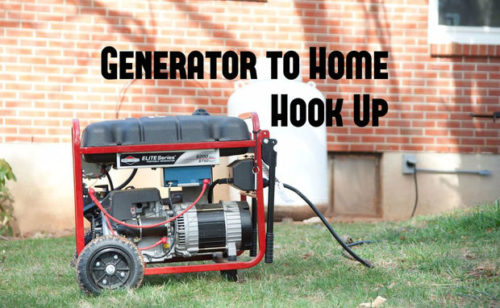 how to hook up a generator to your home the correct way ... gm 700r4 lock up wiring diagram generator hook up wiring diagram #12