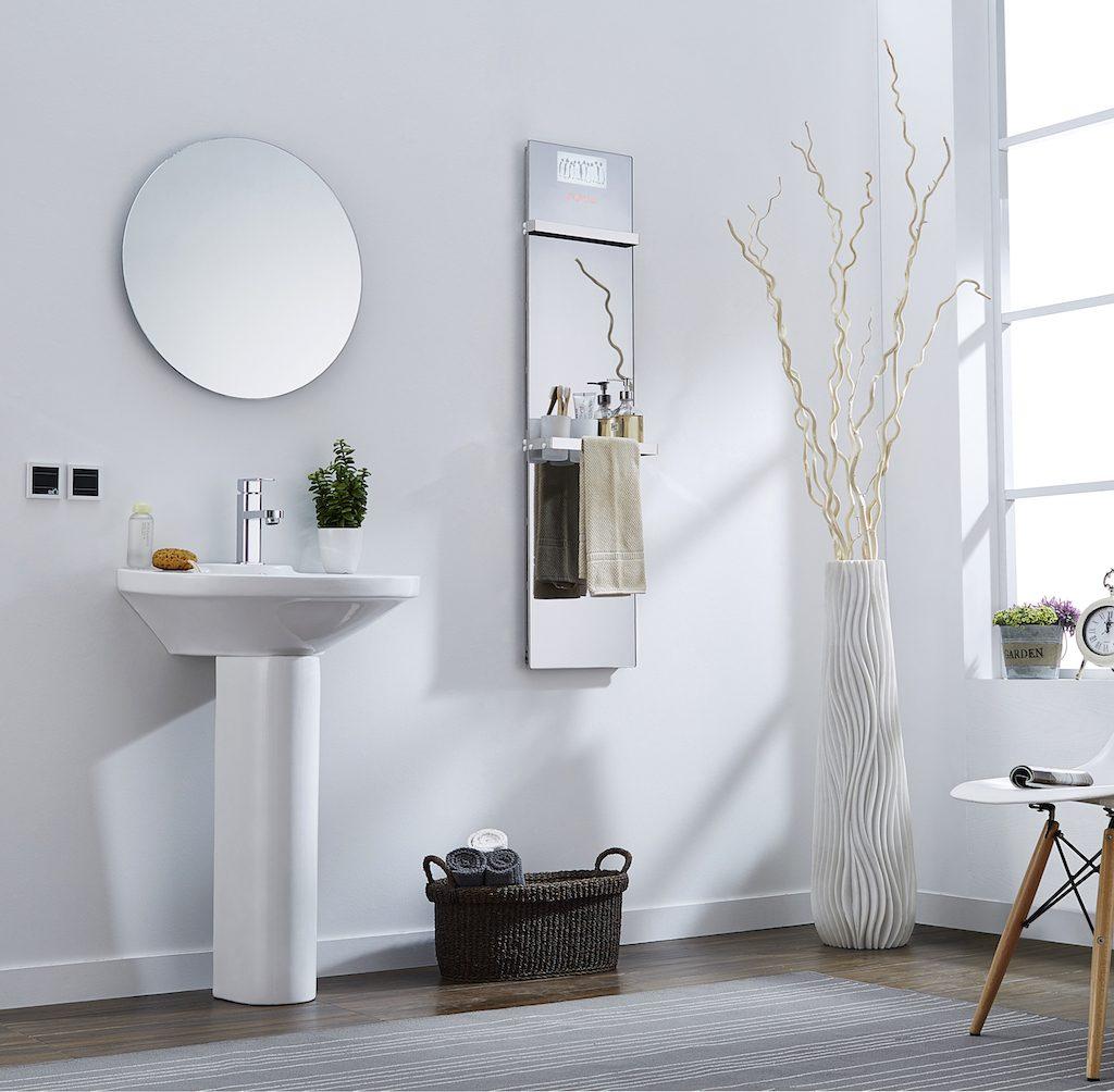 Miroir Salle De Bain Avec éclairage Intégré Et Prise ...
