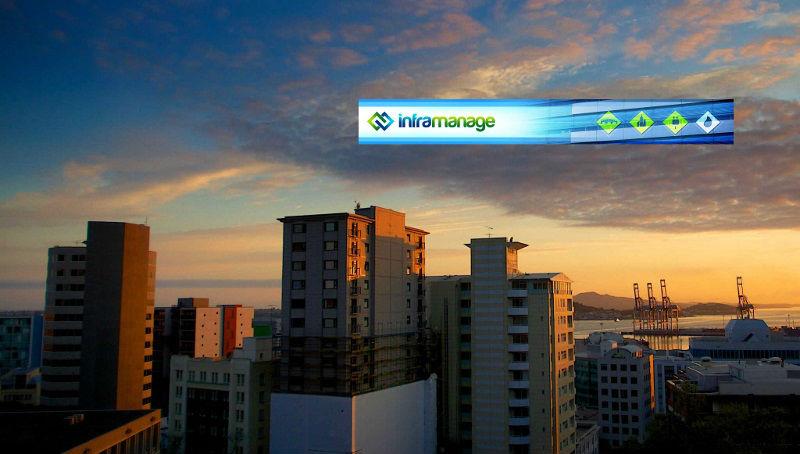 Inframanage Google+ header
