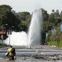 Los Angeles Water Main Break - Case for Infrastructure Asset Management