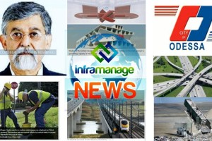 Inframanage News Features Waste, Water, Renewable Energy, Funding, Repair and Maintenance of Infrastructure