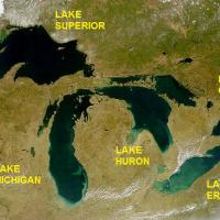 Infrastructure Management - Integrated Water Cycle Management at Great Lakes Region