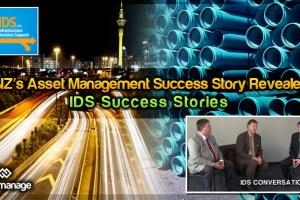 IDS Success Stories – NZ's Asset Management Success Story Revealed (Video)