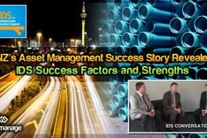 IDS Success Factors and Strengths – NZ's Asset Management Success Story Revealed (Video)