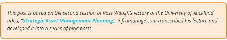 strategic asset management planning inframanage.com